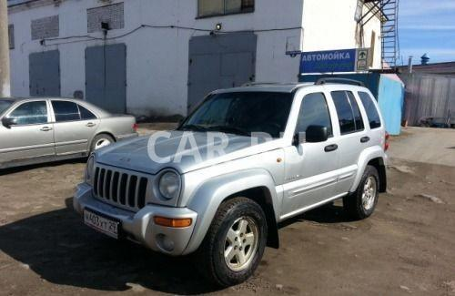 Jeep Cherokee, Архангельск