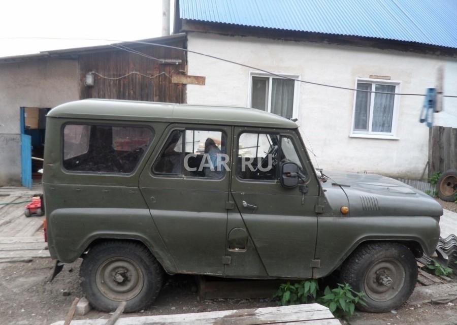 Уаз 31512, Барыш
