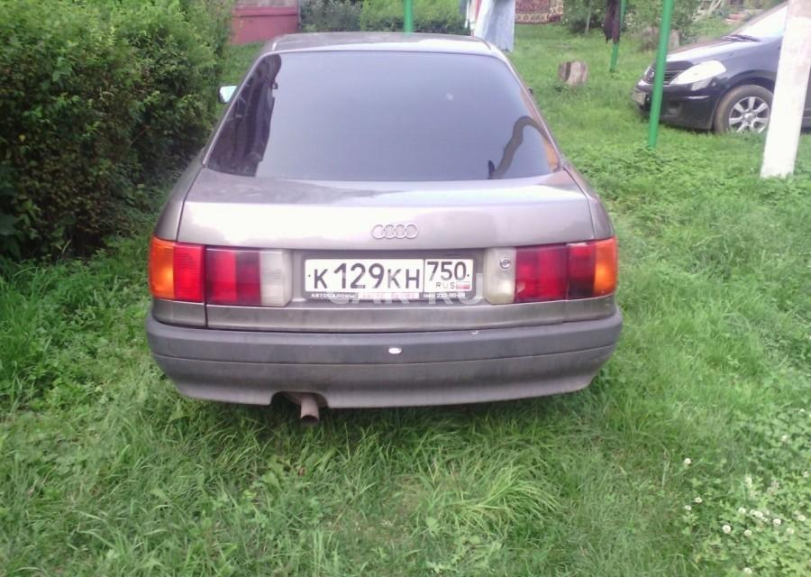 Audi 80, Балашиха