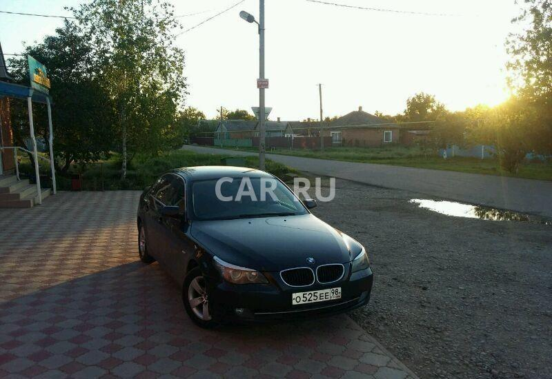 BMW 5-series, Белая Глина