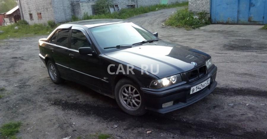 BMW 3-series, Апатиты