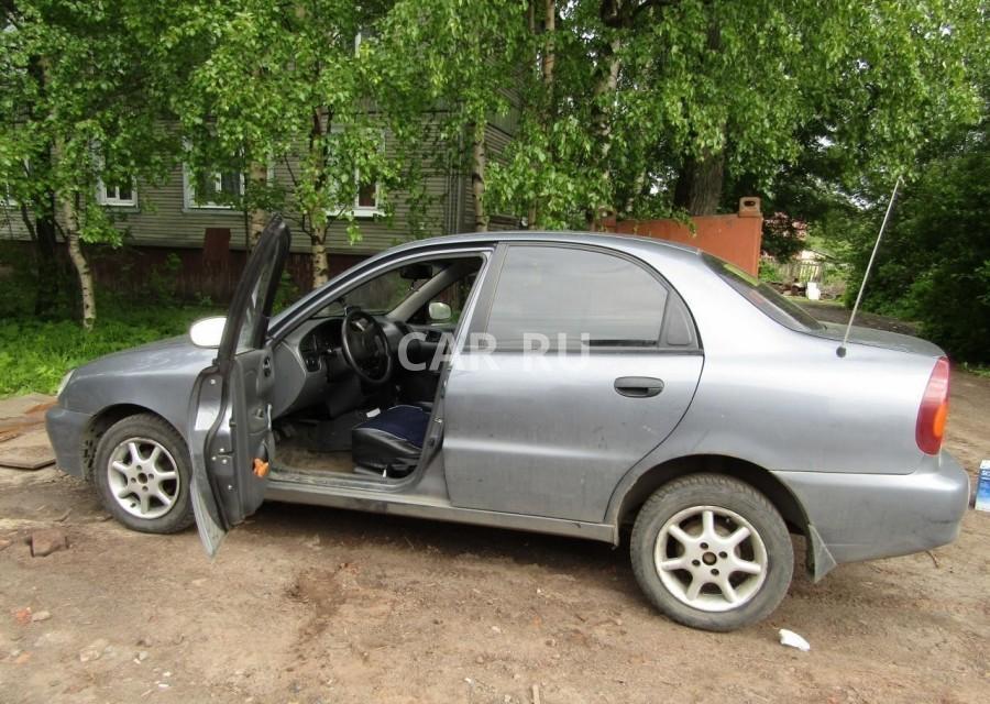 Chevrolet Lanos, Архангельск