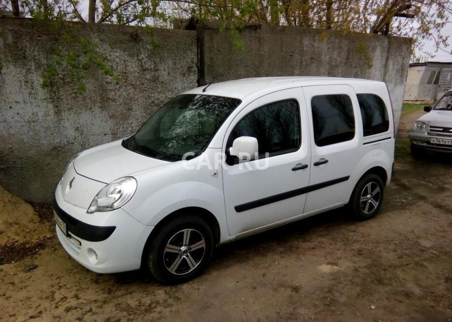 Renault Kangoo, Балашов