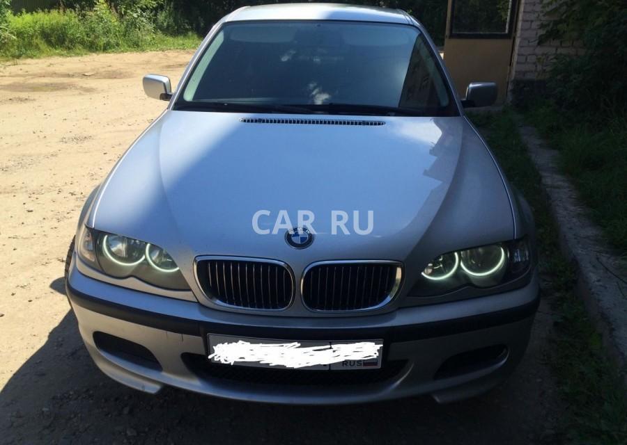 BMW 3-series, Александров