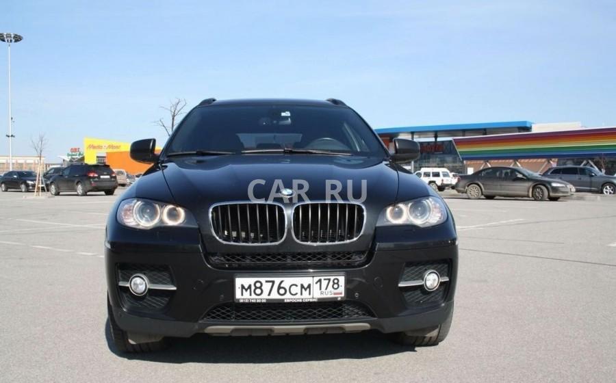 BMW X6, Анапа