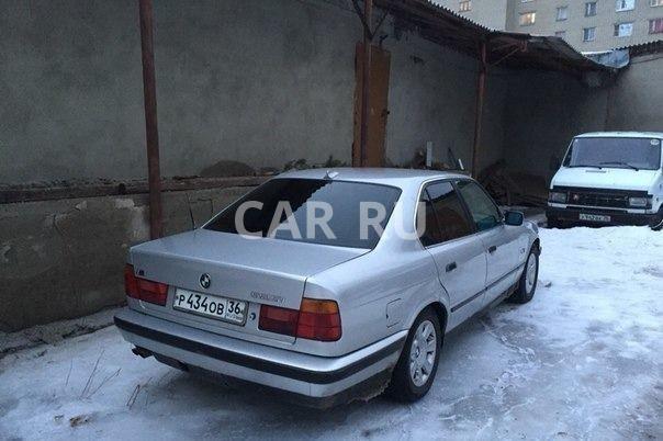 BMW 5-series, Балашов
