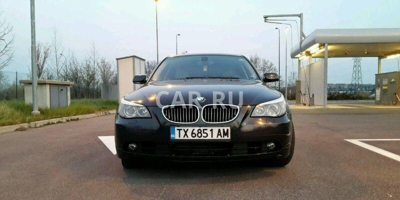 BMW 5-series, Бабаево