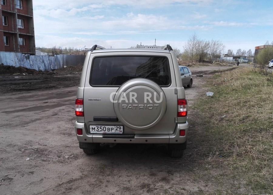 Уаз Patriot, Архангельск