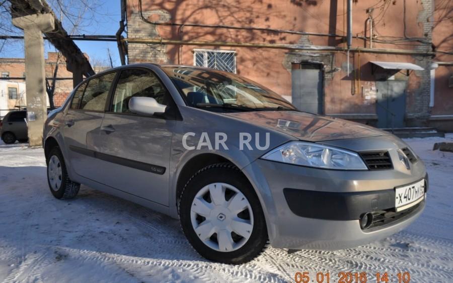 Renault Megane, Балашов