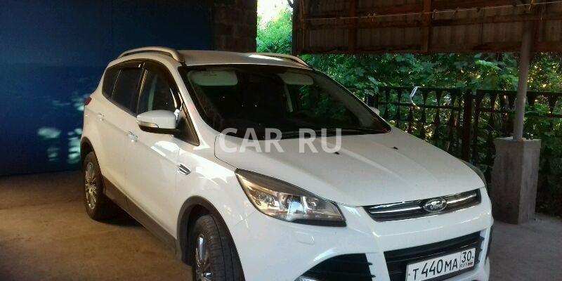 Ford Kuga, Астрахань