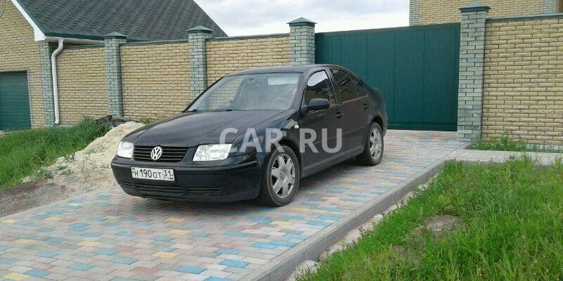 Volkswagen Bora, Белгород
