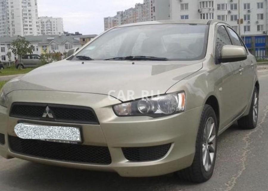Mitsubishi Lancer, Балашиха