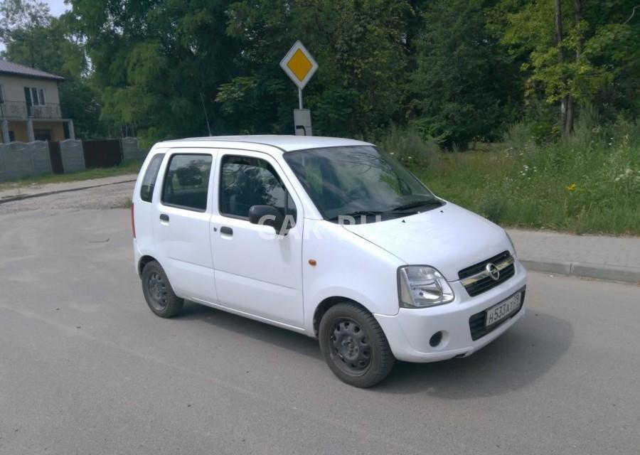 Opel Agila, Балтийск