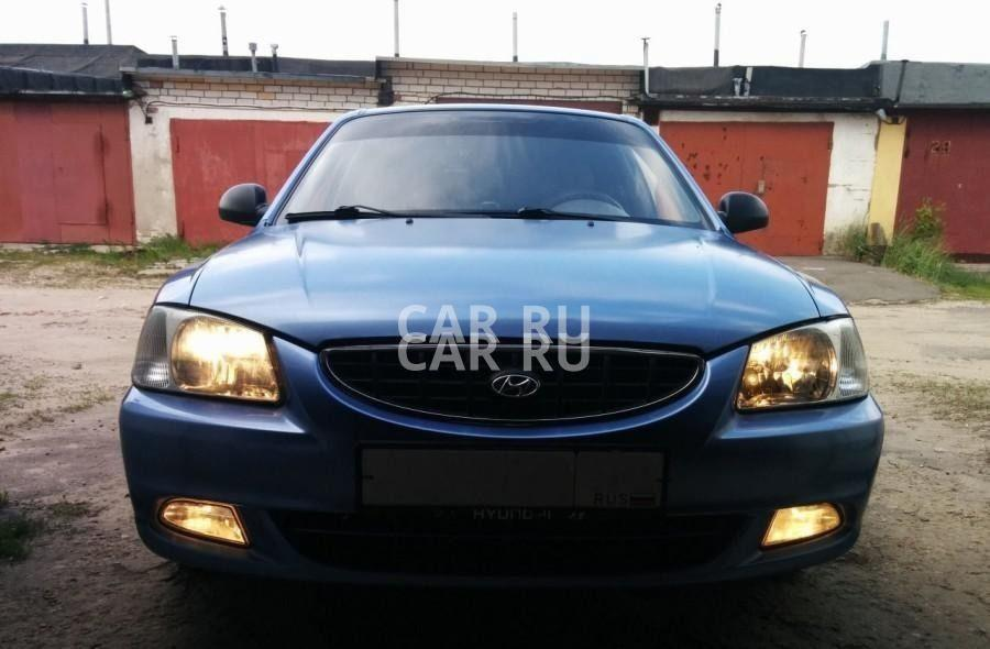 Hyundai Accent, Архангельск