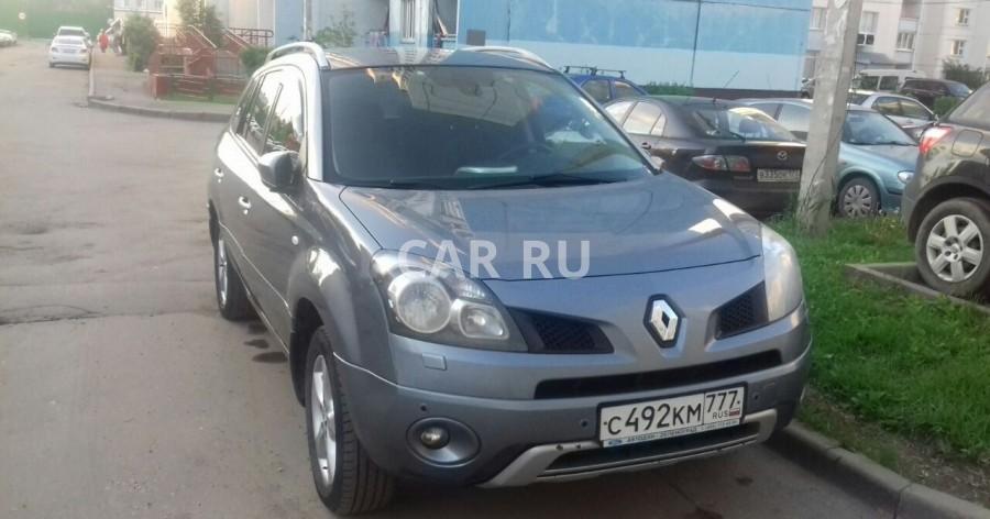 Renault Koleos, Андреевка