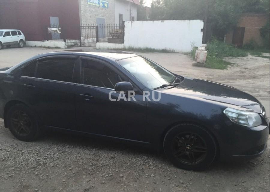 Chevrolet Epica, Балаково