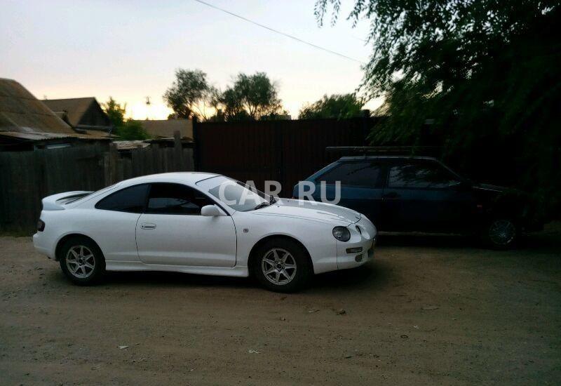 Toyota Celica, Астрахань