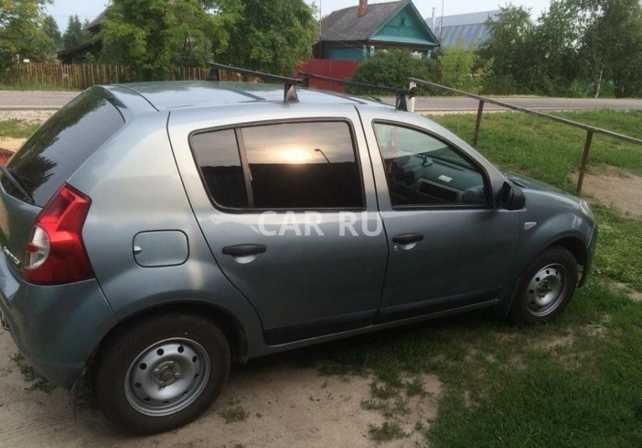 Renault Sandero, Авсюнино