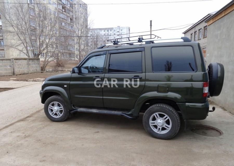 Уаз Patriot, Ахтубинск