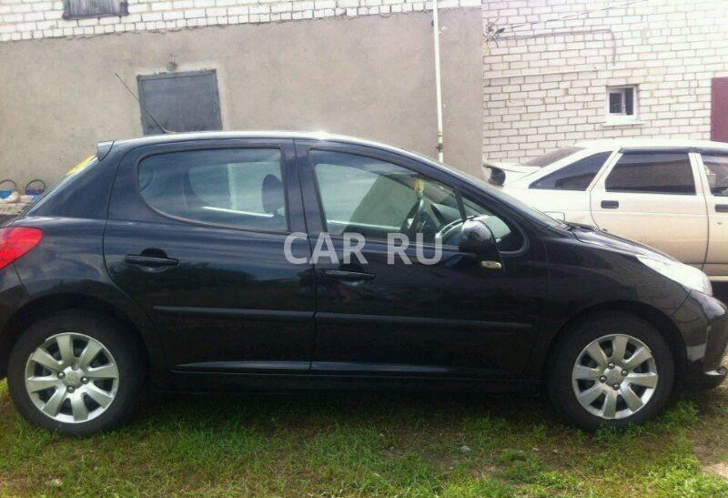 Peugeot 207, Белгород