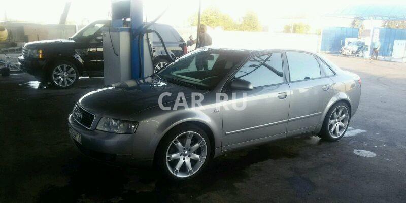 Audi A4, Баксан