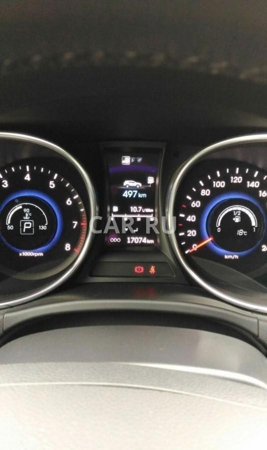 Hyundai Santa Fe, Балахна