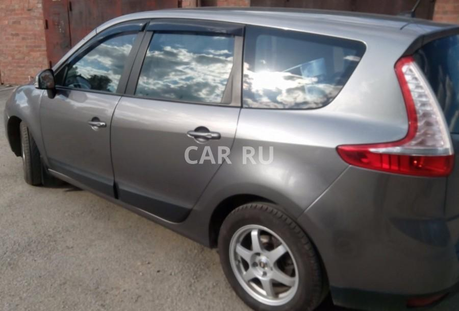 Renault Scenic, Асбест