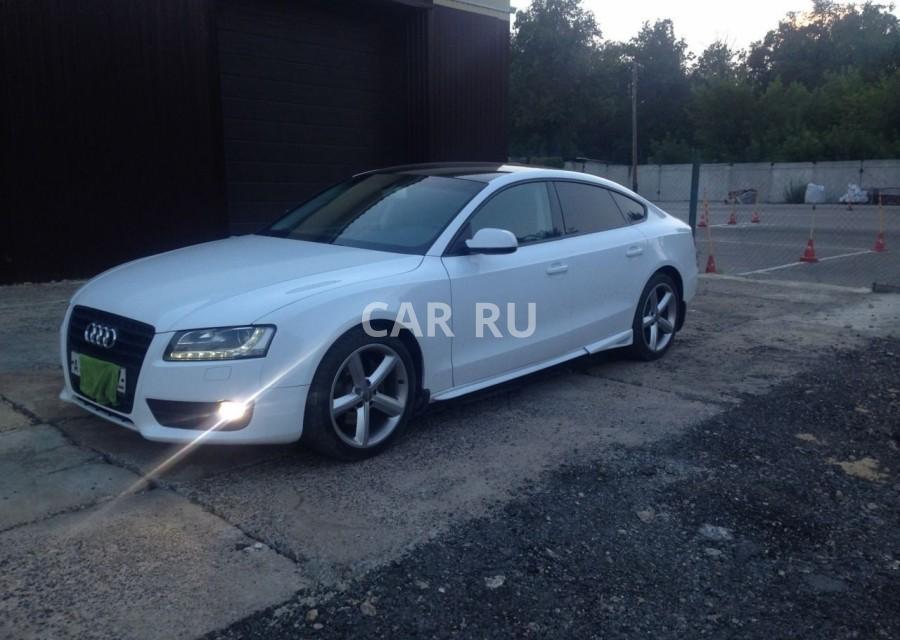 Audi A5, Арзамас