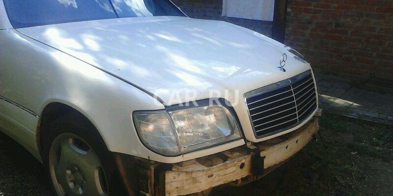 Mercedes S-Class, Армавир
