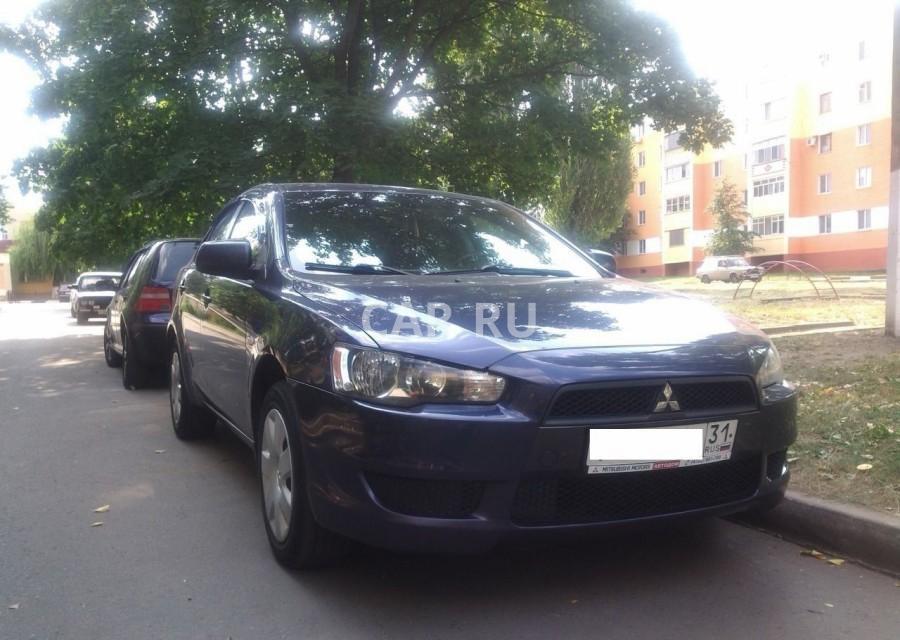 Mitsubishi Lancer, Белгород