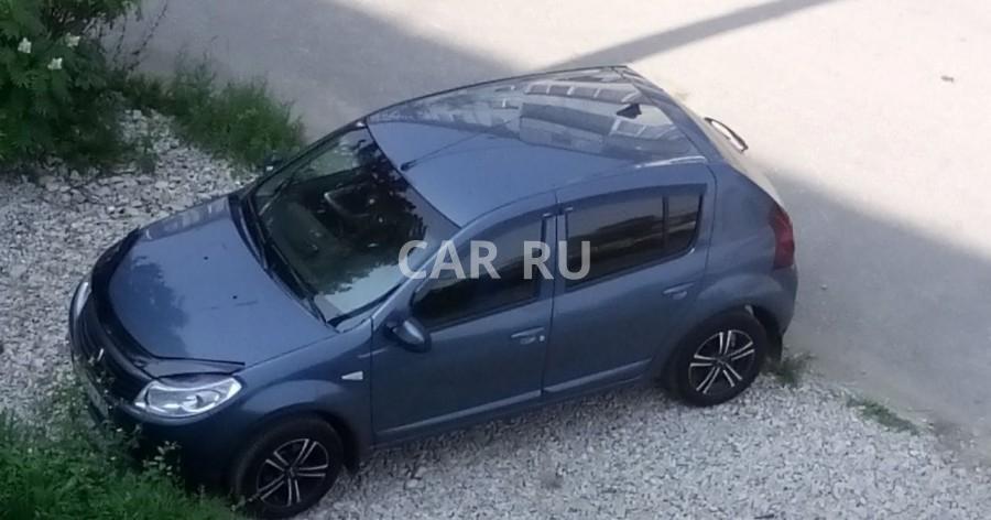 Renault Sandero, Алексин