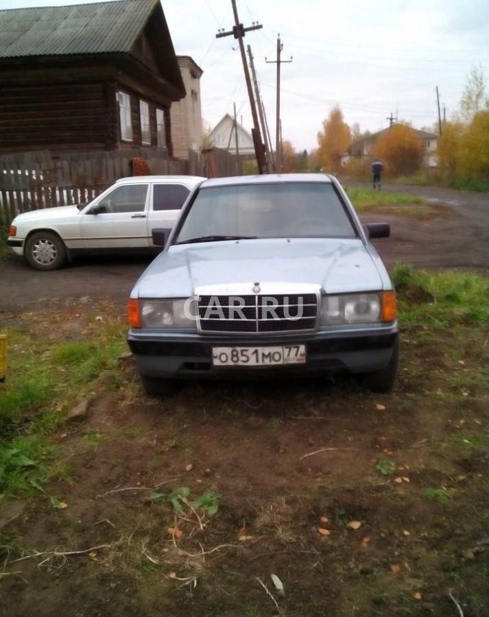 Mercedes 190, Бежецк
