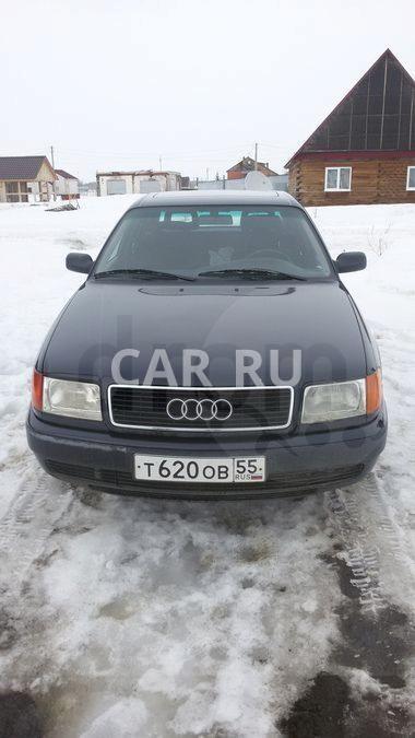 Audi 100, Азово