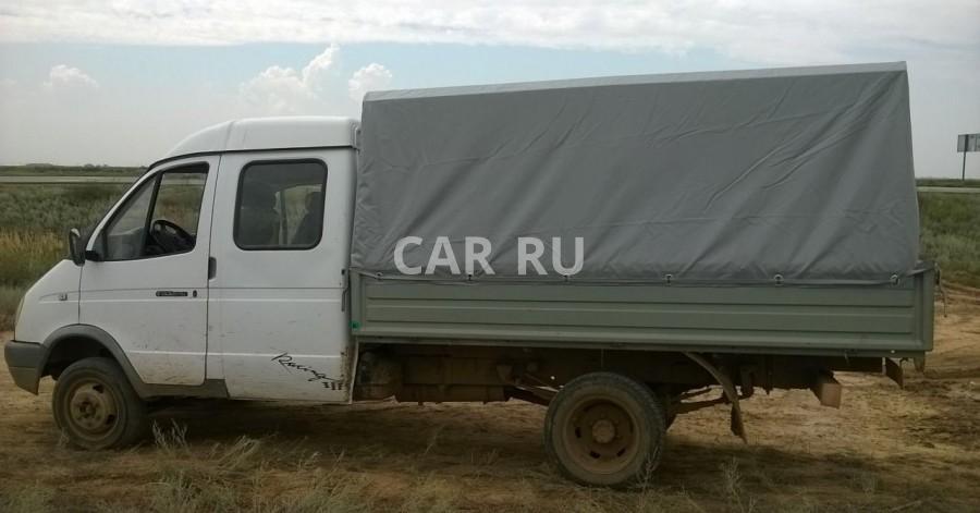 Газ 33023, Ахтубинск