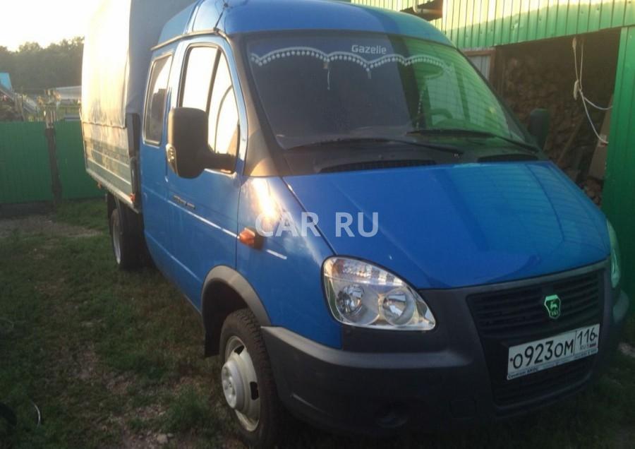 Газ 33023, Азнакаево