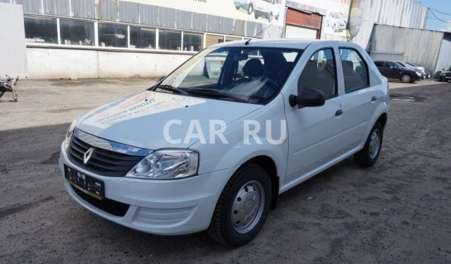 Renault Logan, Белая Глина