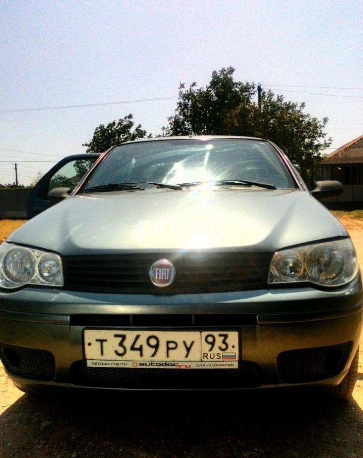Fiat Albea, Абинск
