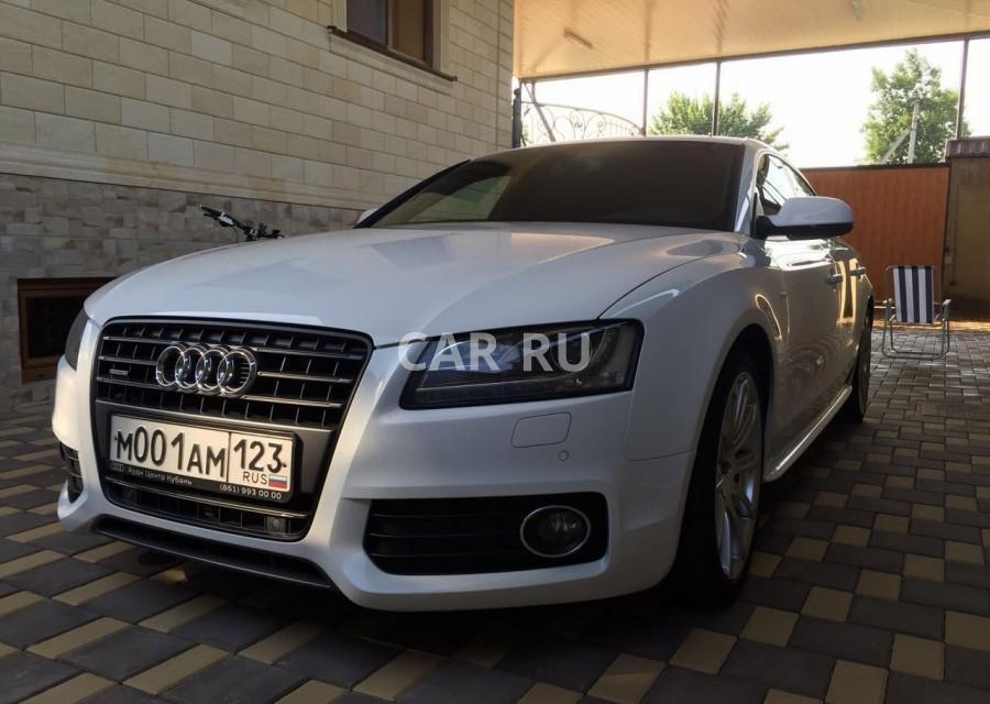Audi A5, Армавир
