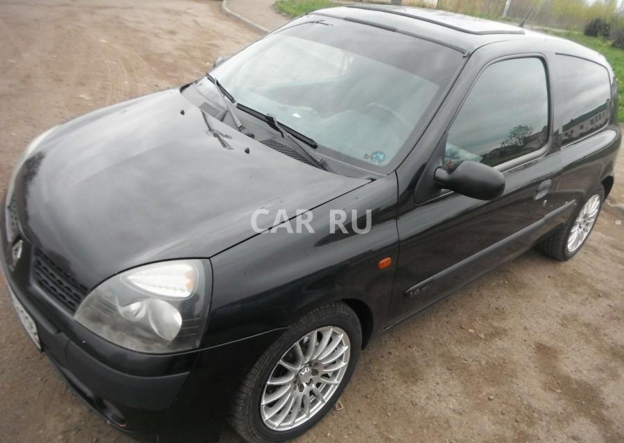 Renault Clio, Агрыз