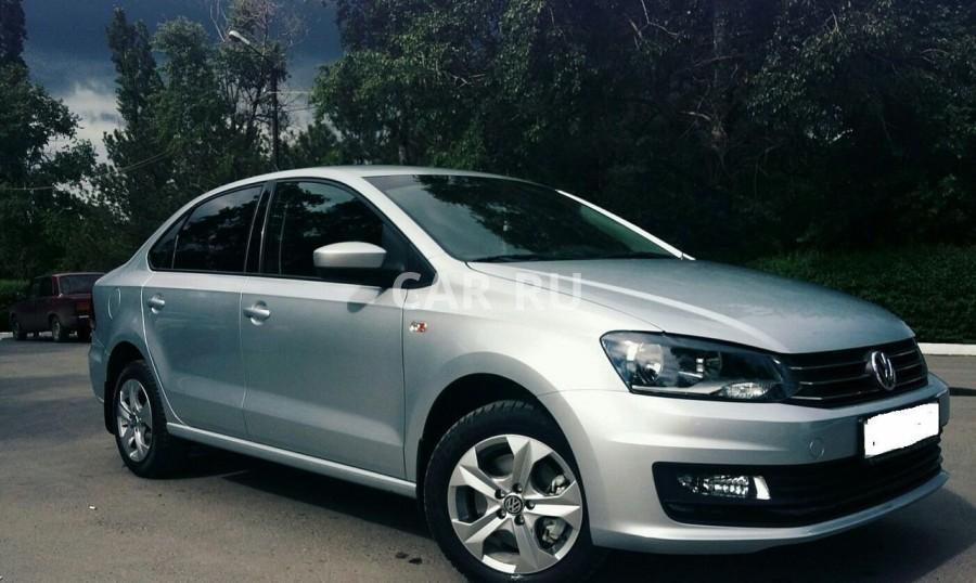 Volkswagen Polo, Азов