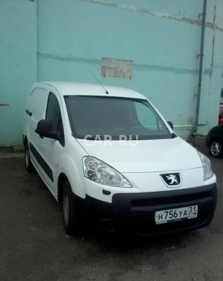 Peugeot Partner, Белгород