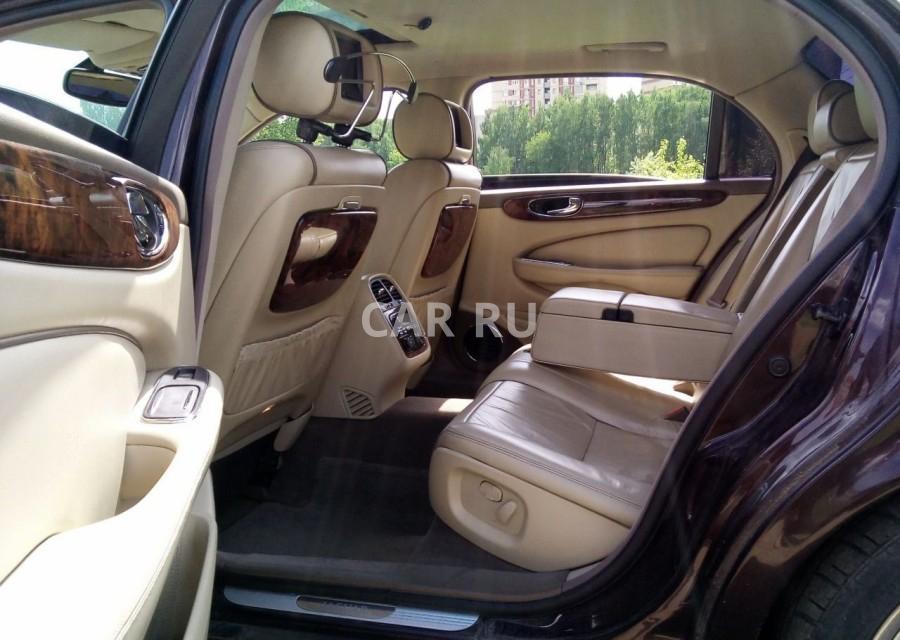 Jaguar XJR, Балашиха