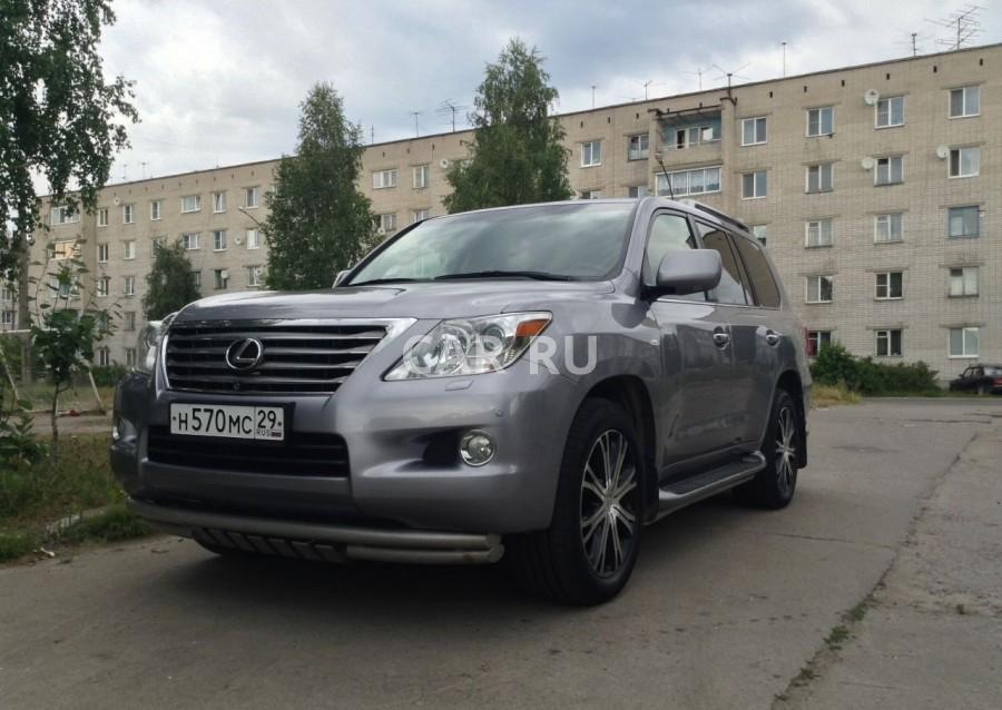 Lexus LX, Архангельск