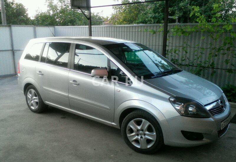 Opel Zafira Family, Армавир