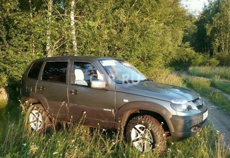Chevrolet Niva, Балашов