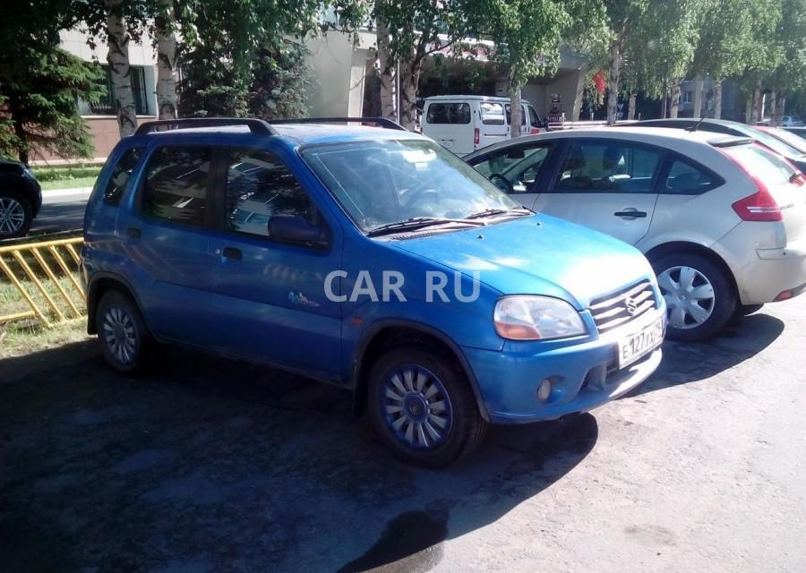 Suzuki Ignis, Архангельск