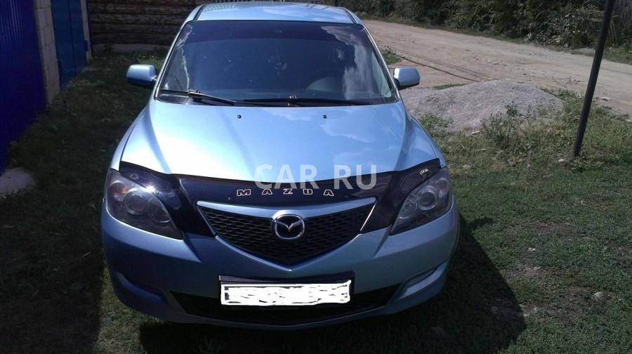Mazda 3, Баймак