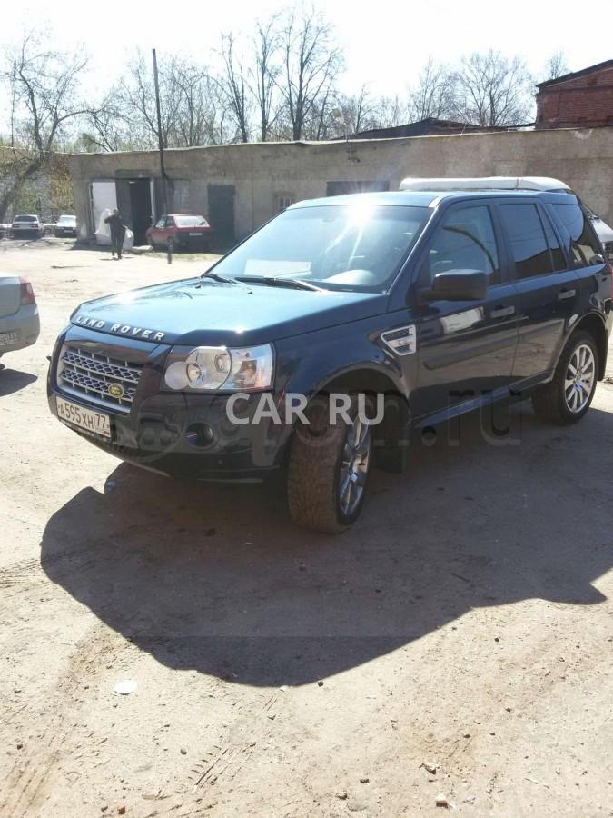 Land Rover Freelander, Александров