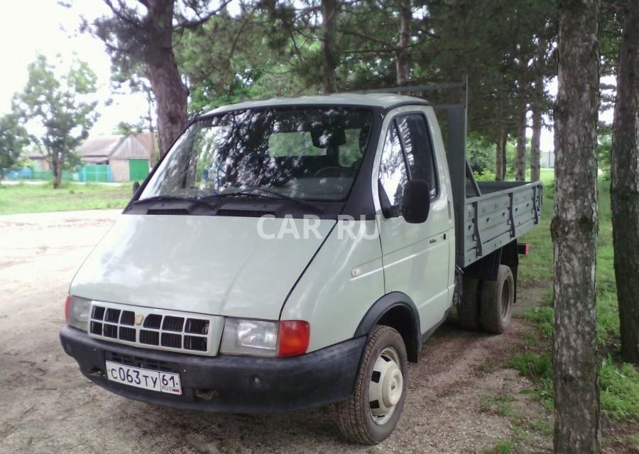 Газ 3302, Азов
