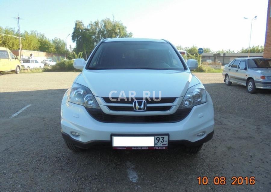 Honda CR-V, Белая Глина